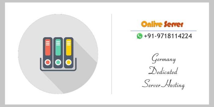 Germany dedicated server hosting onlive server